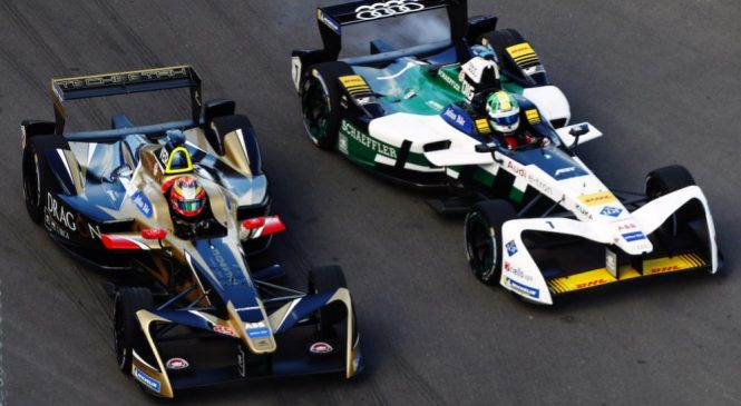Уругвайская дуэль. Обзор 6-го этапа «Формулы-Е»