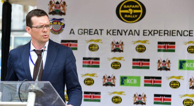 Легендарное Сафари Кении сделало ещё один шаг к своему возвращению