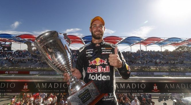 Ван Гисберген выигрывает первую гонку сезона