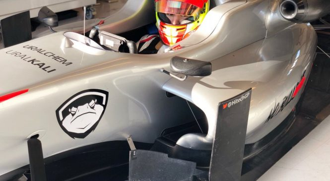 Палу стал лучшим в утренней сессии тестов Ф3, Шварцман – 11-й