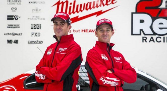 """Уилл и Алекс Дэвисоны выступят в одном экипаже на длинных этапах """"Суперкарз"""""""