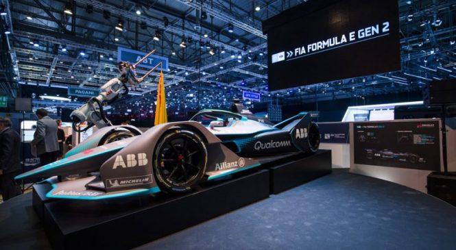 """В """"Формуле-Е"""" появятся два режима мощности двигателей"""