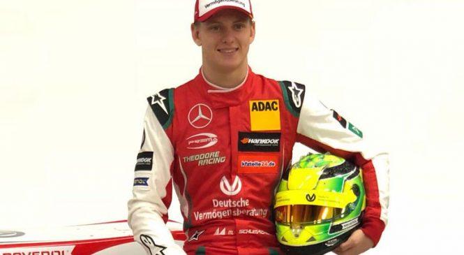 Шумахер – лучший в утренней сессии 1-го дня тестов Ф3, Шварцман – восьмой