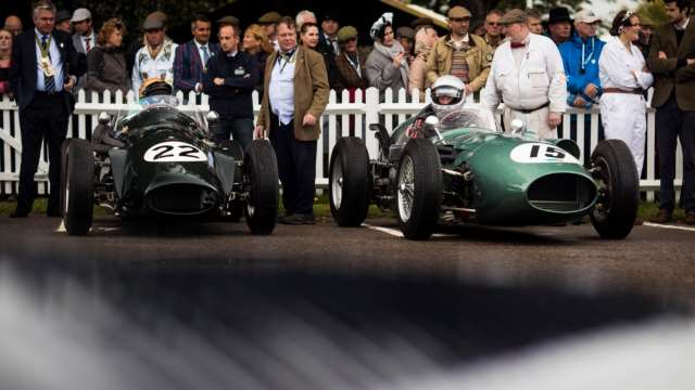 Формула-5000, звёзды и самоделки — чего ожидать от гонок Гудвуда в этом году?
