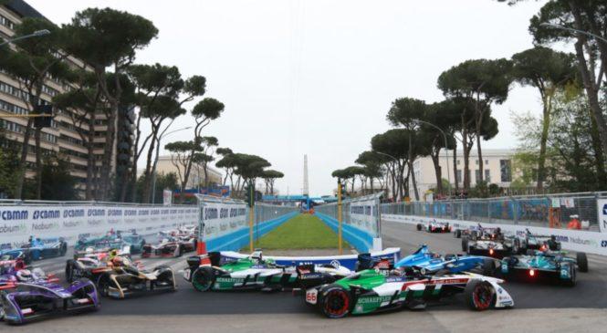 """Плотный римский трафик. Обзор итальянского этапа """"Формулы-Е"""""""