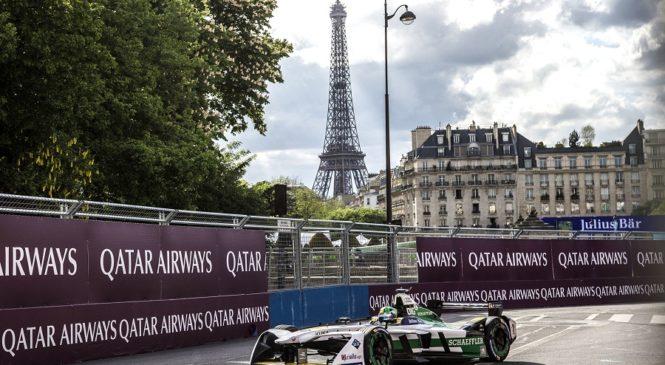 """В Париже стартует восьмой этап сезона """"Формулы-Е"""""""