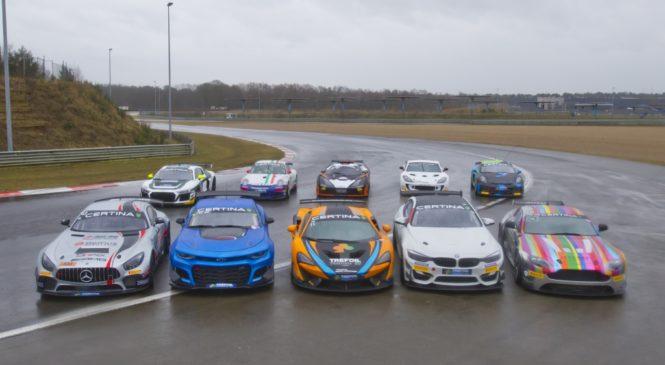 44 автомобиля на старте. Превью сезона Европейского ГТ4