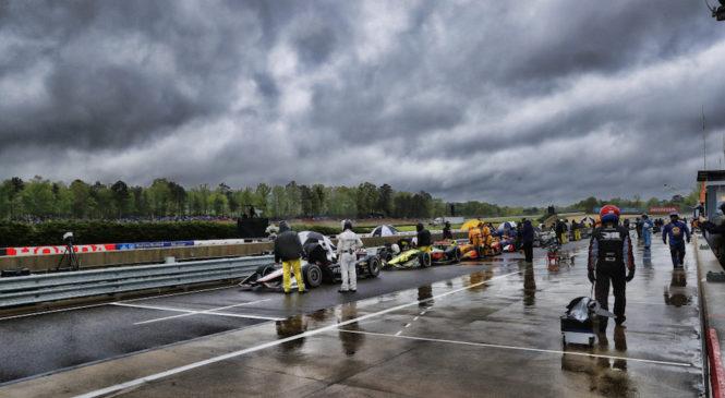 Пять гонок индикаров, финишировавшие на следующий день