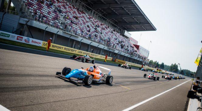 В нынешнем сезоне СМП «Формулы-4» будет семь этапов