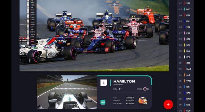Ф1-ТВ начнёт свою работу с Гран-при Испании