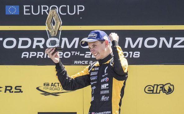Лундгард вышел в лидеры еврокубка «ФР 2.0» по итогам этапа в Монце