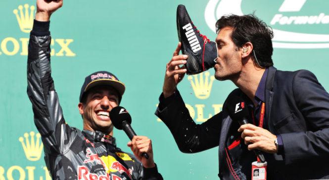 В «Формуле-1» больше не будет интервью после подиума