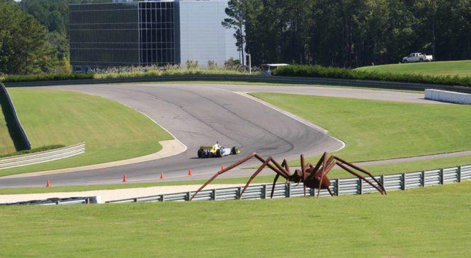 Гран-при Алабамы в цифрах и статистике