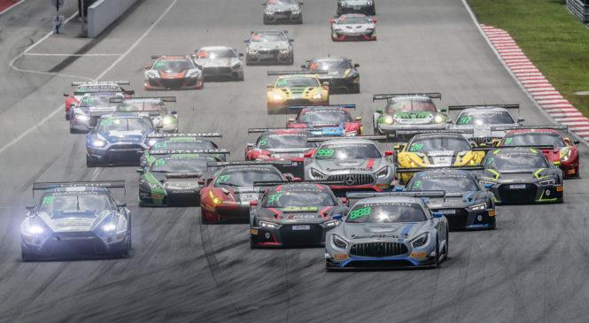 «Группе-М Рэйсинг» выиграла вторую гонку азиатского «Бланпен ГТ» в Малайзии