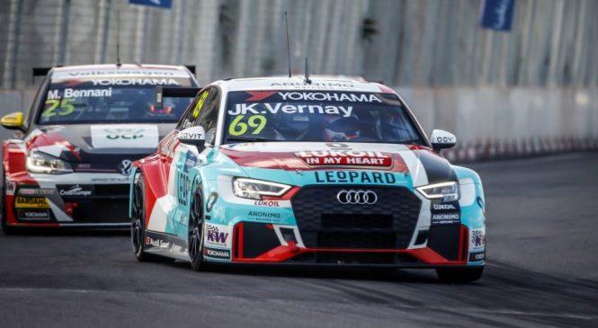 Жан-Карл Вернэ первенствует во второй гонке в Марокко