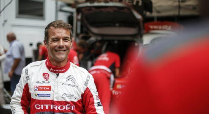 """""""Ситроен"""": Возвращение Себастьена Лёба в WRC маловероятно"""