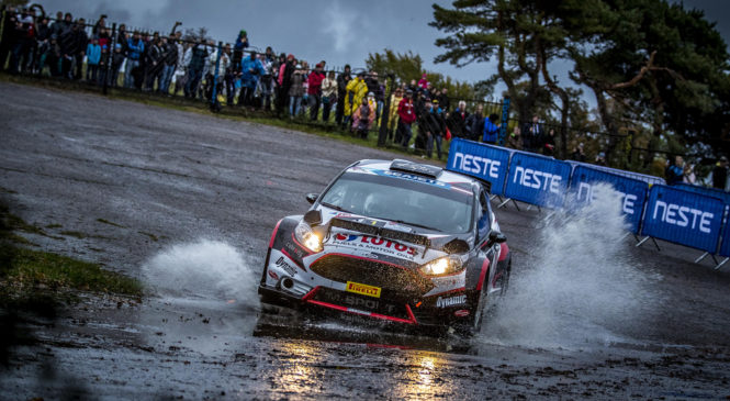 Кайетан Кайетанович остаток сезона проведет в WRC2