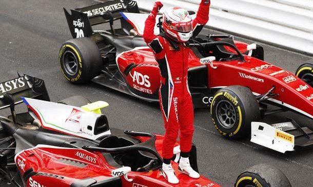 Фуоко одержал первую победу в сезоне. Маркелов — 4-й