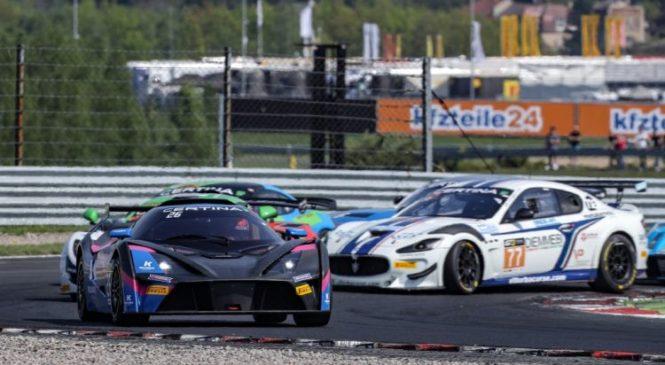 В Чехии стартовал сезон серии ГТ4 Центральной Европы