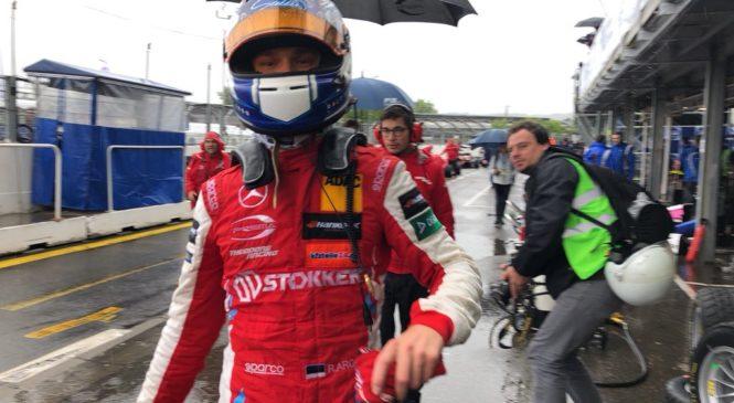 Арон стал победителем урезанного Гран-при По, Шварцман — шестой