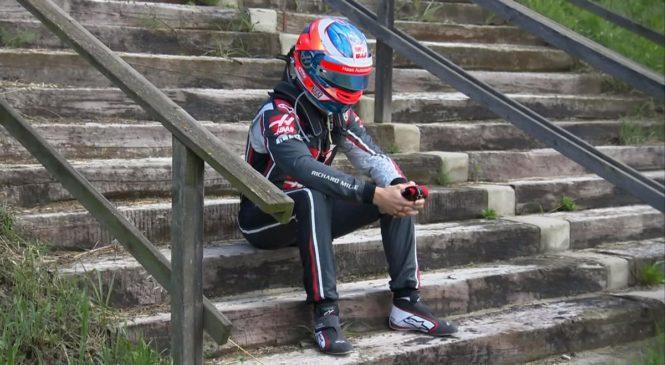 Грожан потеряет три места на старте Гран-при Монако