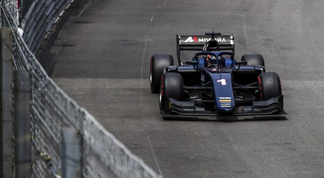 Маркелов одержал вторую победу в сезоне Ф2, у Гелаэля первый подиум