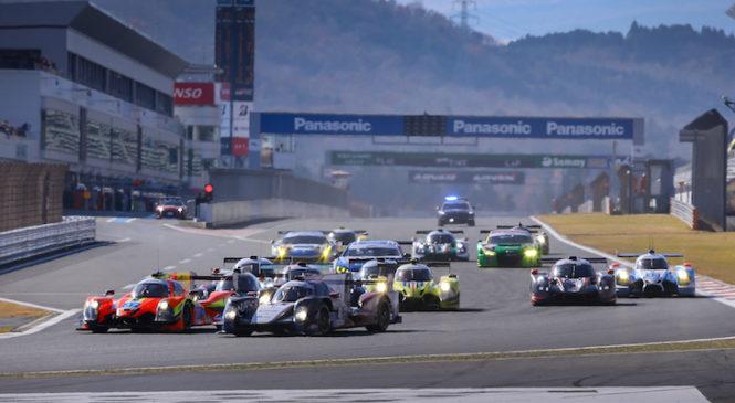 В азиатской серии Ле-Ман будут допущены автомобили ГТ4