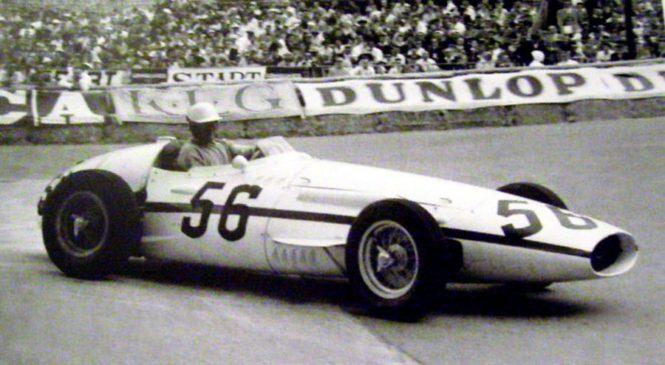 Монегаски в гонках Ф1