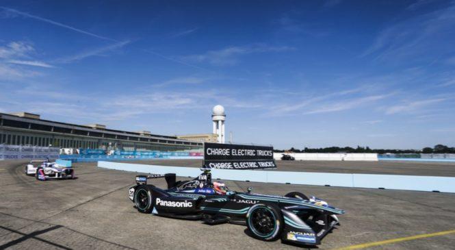 В Берлине стартует девятый этап сезона «Формулы-Е»