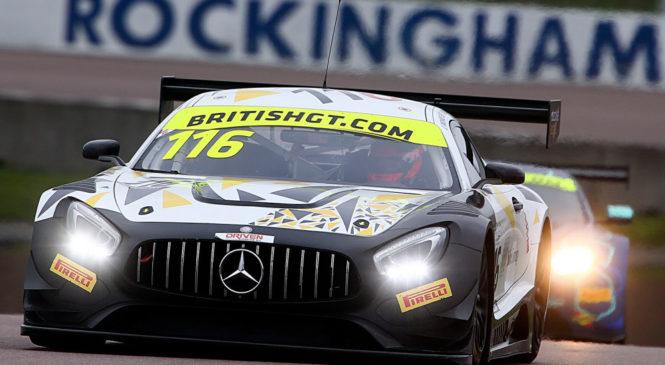 Моул и Бюрман одержали дебютную победу в Британском ГТ