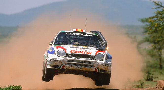 WRC: Легендарное Ралли Сафари может вернутся в чемпионат мира в 2020 году