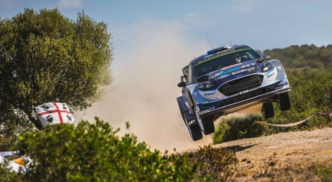 Ралли Сардинии: Что ждёт гонщиков?