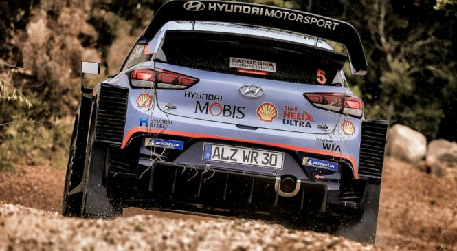 О чем говорят цифры. Статистика первой половины сезона WRC