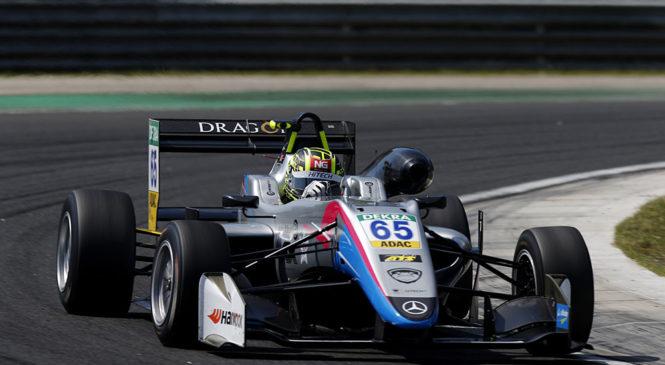 Ахмед оформил дубль на этапе Ф3 в Венгрии, Шварцман впервые сошел