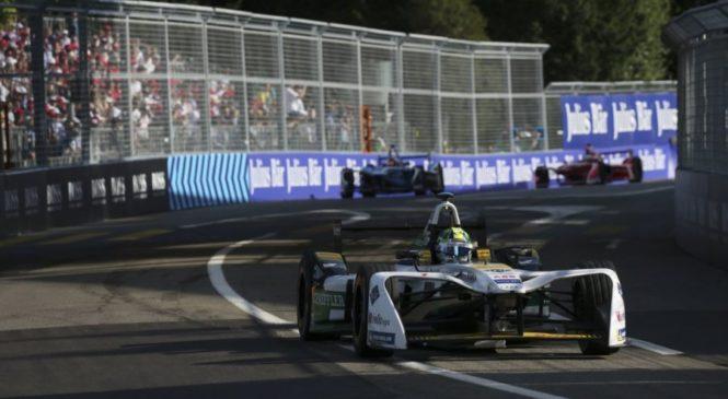 Исторический момент. Обзор гонки в Цюрихе