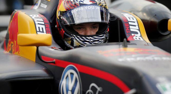 Тиктум выиграл первую гонку Ф3 в Венгрии, Шварцман завоевал первый подиум в сезоне