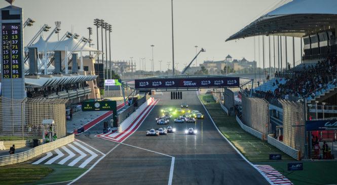 Кубок наций ГТ3 состоится в Бахрейне