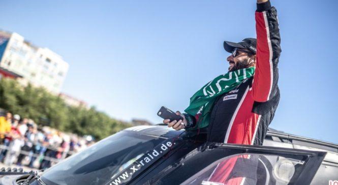 Аль-Раджи стал победителем «Ралли Казахстан»