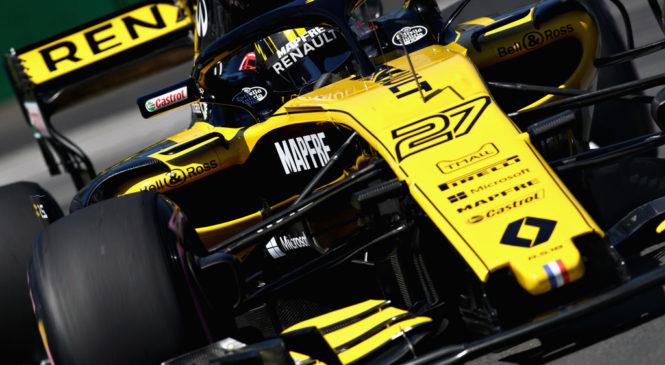 В «Рено» воодушевлены предстоящим Гран-при Франции