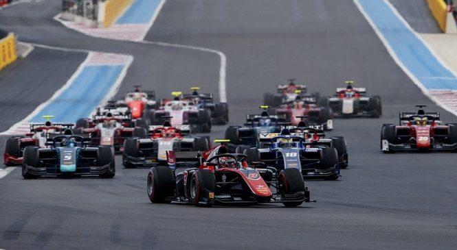 В Австрии и Великобритании в «Формуле-2» гонщики будут стартовать за сейфти-каром