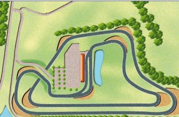 Проект трассы Вандленкура