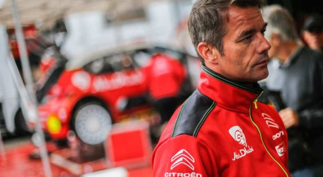 Себастьен Лёб: У меня нет мотивации для возвращения в WRC