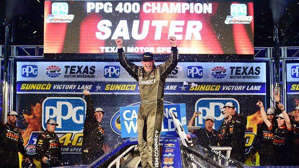 Саутер побеждает второй раз подряд