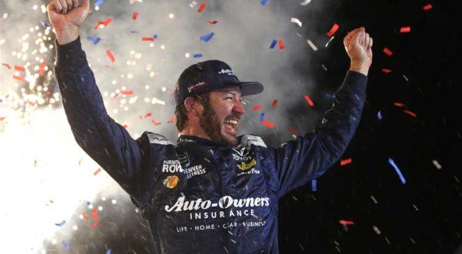 Второе место – хороший результат: о чем говорят гонщики после гонки в Кентукки