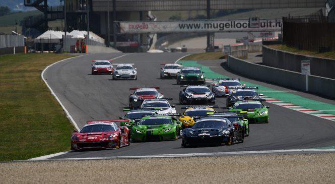 Физикелла и Гай одержали вторую победу в сезоне Итальянского ГТ