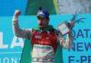 Ди Грасси выиграл субботнюю гонку в Нью-Йорке, Вернь досрочно стал чемпионом