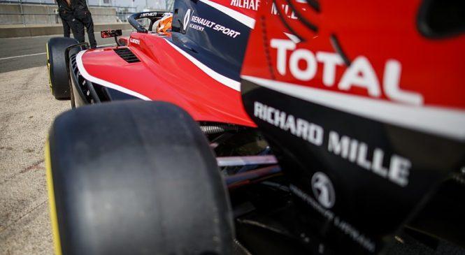 """В """"Формуле-2"""" команды начали тесты обновленного шасси"""