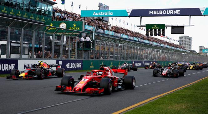 """Следующий сезон в """"Формуле-1"""" начнется на неделю раньше"""