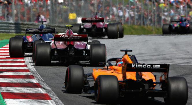 Тактическая сводка Гран-при Австрии: Победа Давида над Голиафом