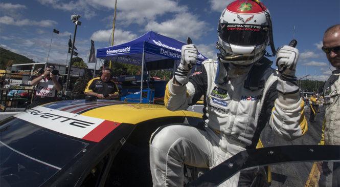 «Корветт Рэйсинг» и «Райт Моторспортс»- быстрейшие в квалификации Лайм-Рока